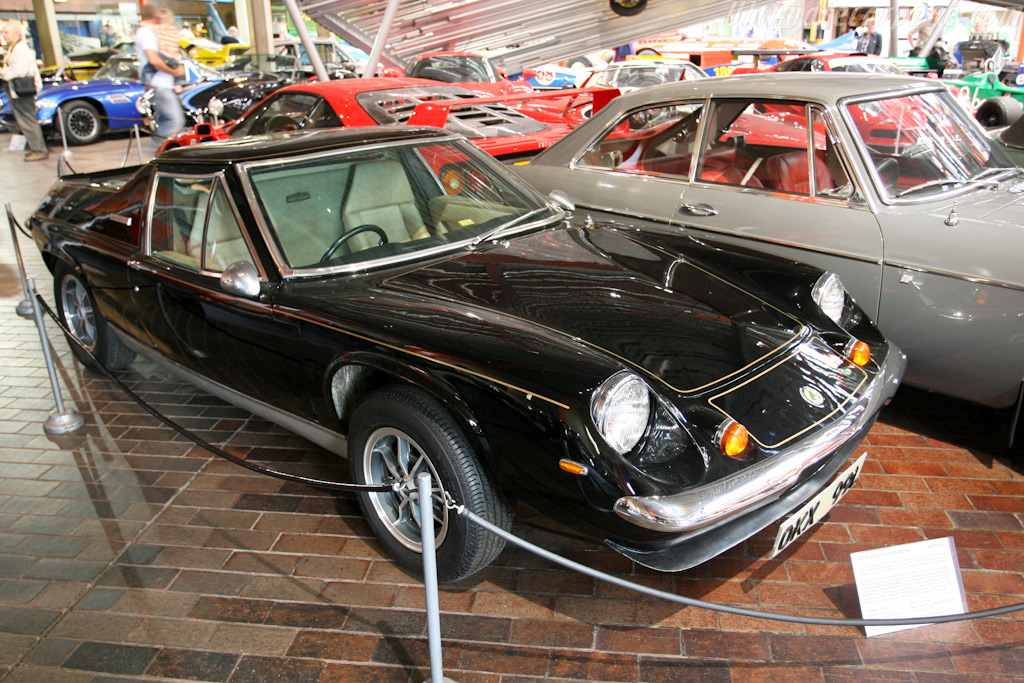 Lotus Europa Special    - British National Motor Museum Visit