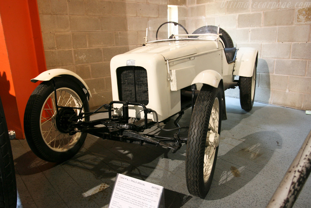 M&L Trials Special    - British National Motor Museum Visit