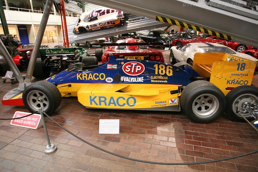 March 86C Cosworth    - British National Motor Museum Visit