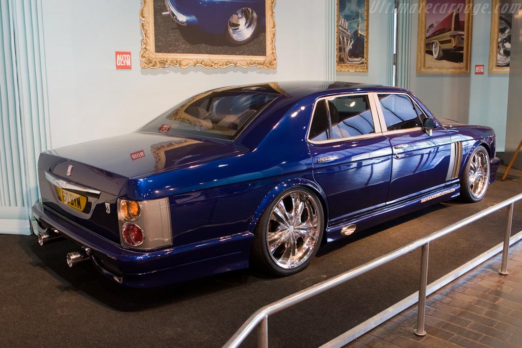 Mentley Insanne    - British National Motor Museum Visit