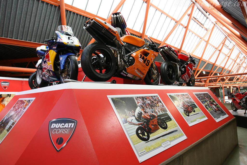 Motorcycles    - British National Motor Museum Visit