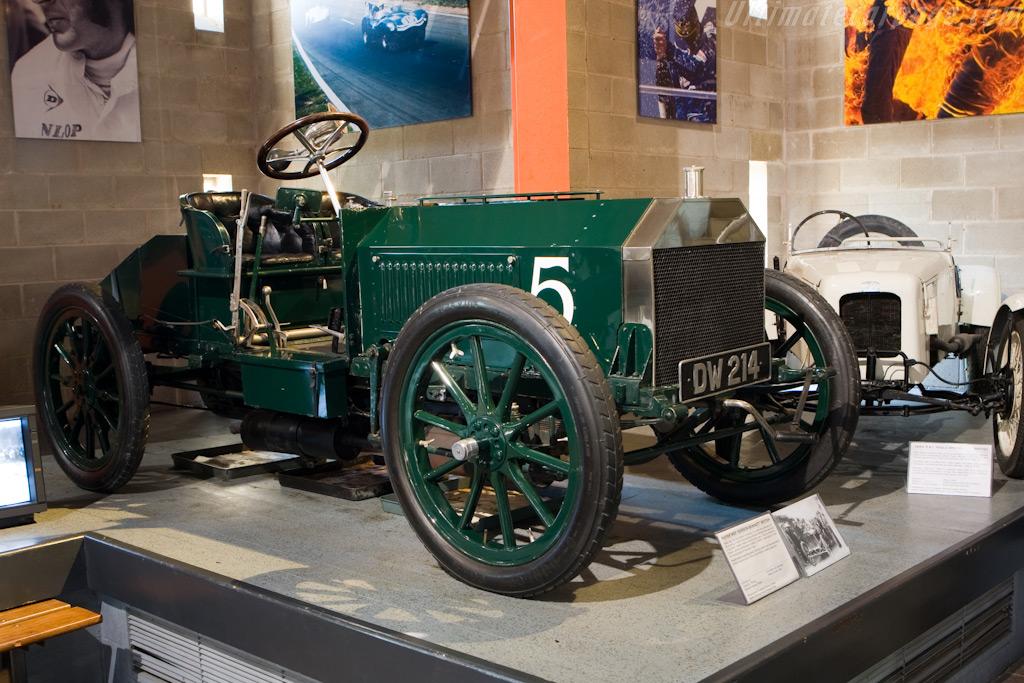 Napier Gordon Bennett    - British National Motor Museum Visit