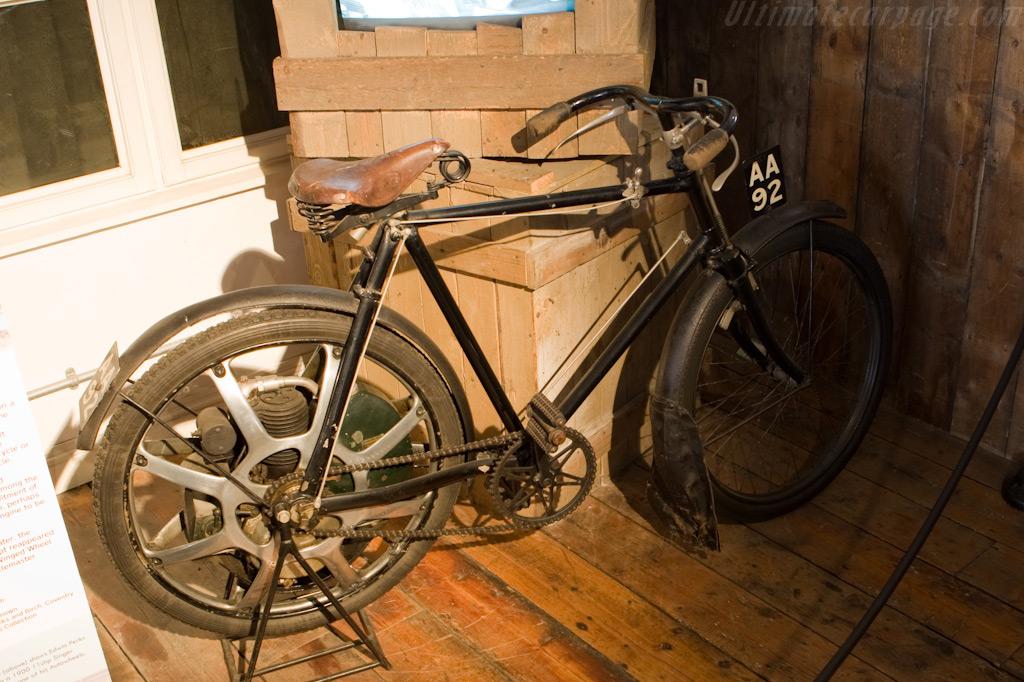 Perks & Birch Autowheel    - British National Motor Museum Visit