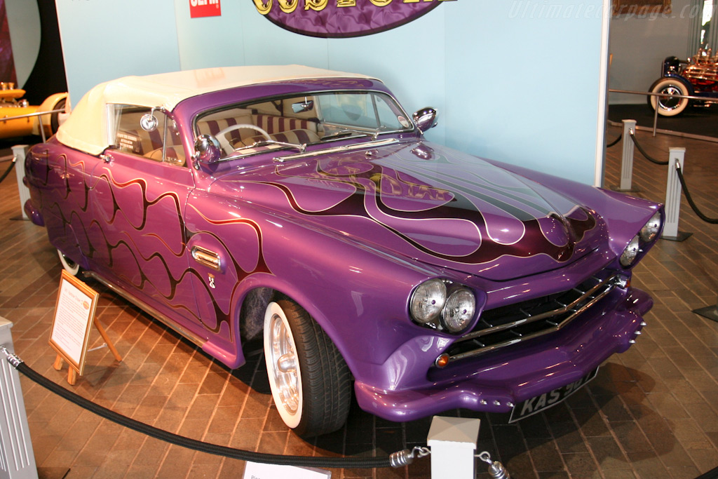 Rainbow Chaser    - British National Motor Museum Visit