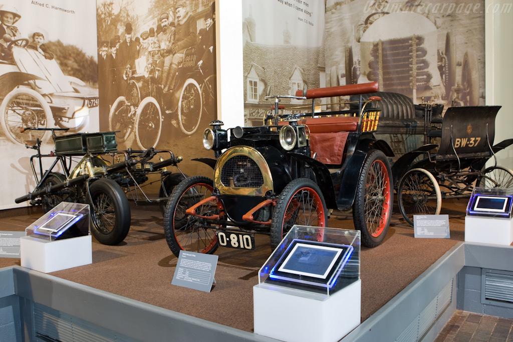 Renault 1 ¾ HP    - British National Motor Museum Visit
