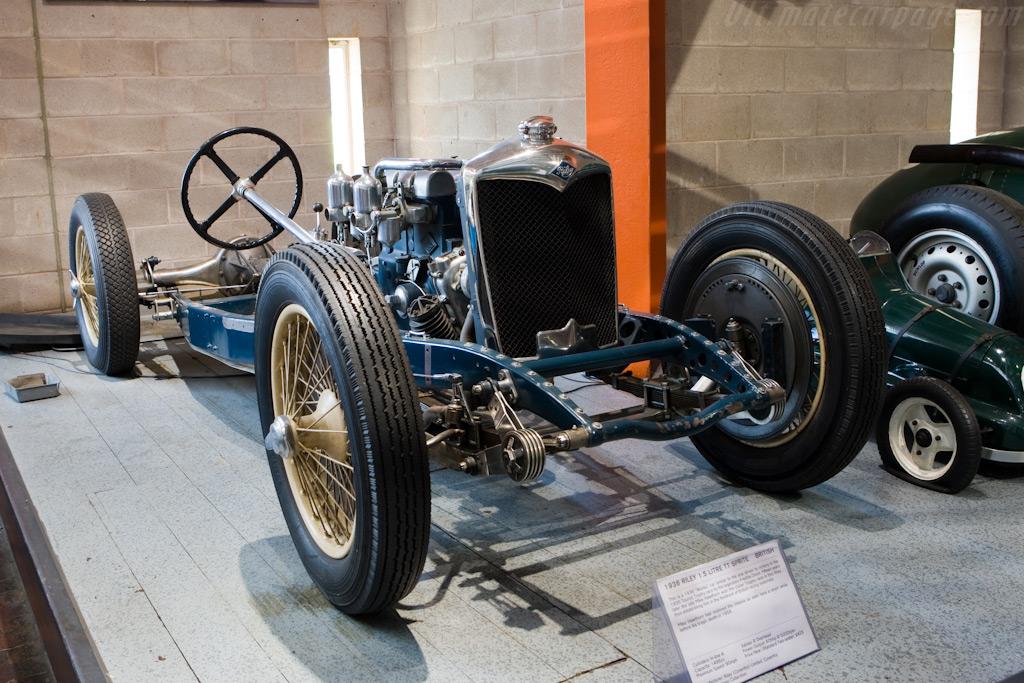 Riley 1.5 Litre TT Sprite    - British National Motor Museum Visit