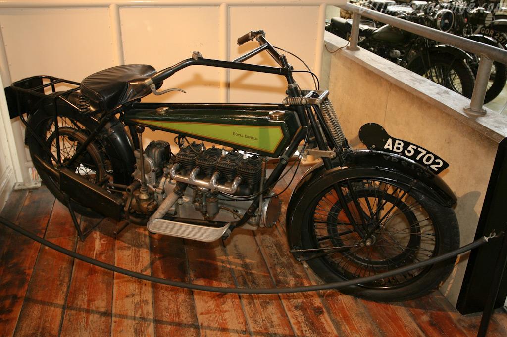 Royal Enfield    - British National Motor Museum Visit