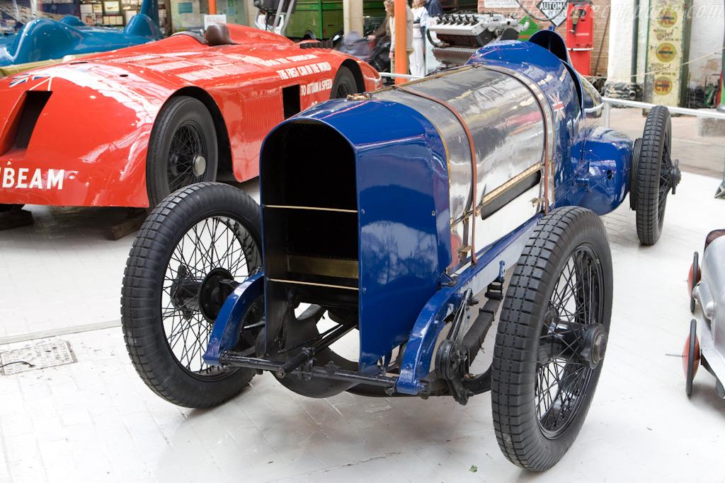 Sunbeam 350hp - Chassis: 1   - British National Motor Museum Visit