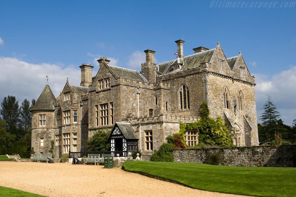 The Beaulieu Palace House    - British National Motor Museum Visit