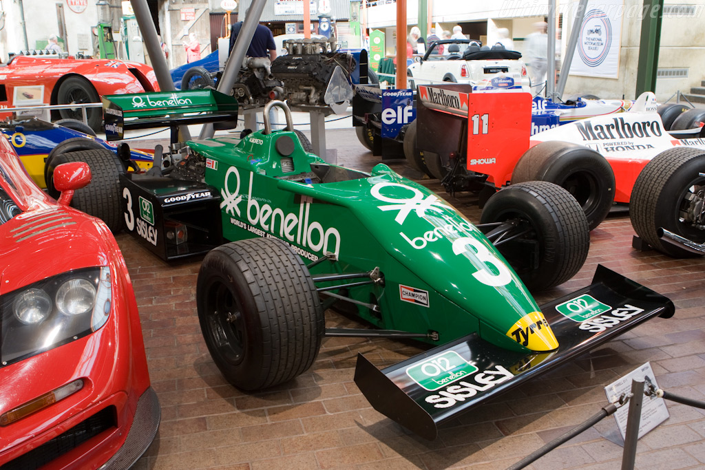 Tyrrell 011 Cosworth - Chassis: 011-6   - British National Motor Museum Visit