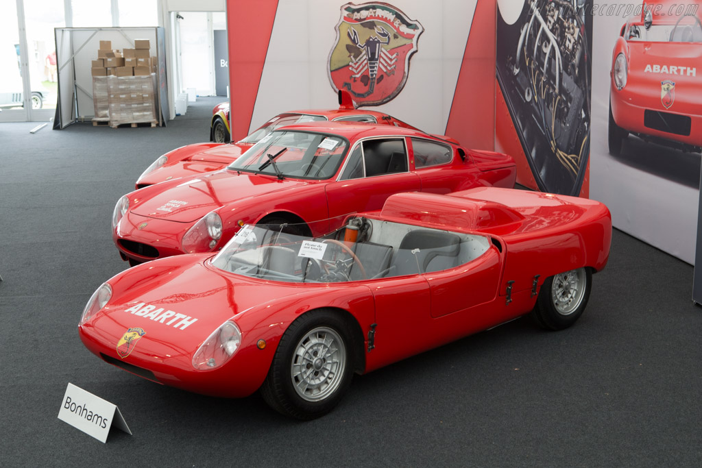 Abarth 1000 Sport - Chassis: 131-003   - 2014 Goodwood Revival