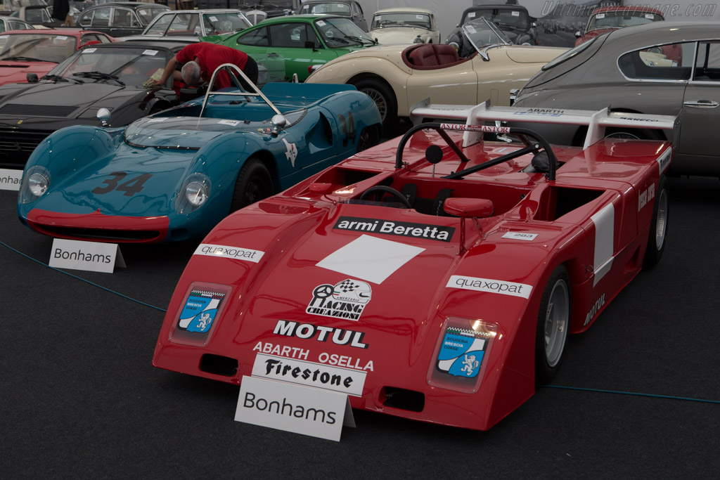 Abarth Osella SE021 - Chassis: SE021/0020   - 2014 Goodwood Revival