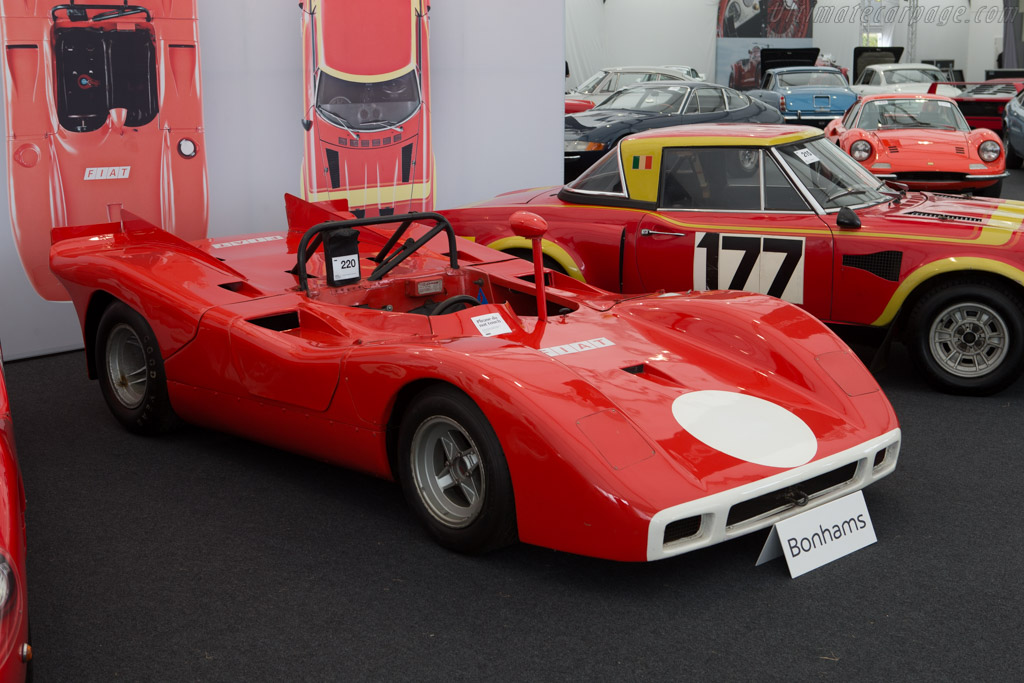 Abarth SE014 Sport Spider - Chassis: SE014/001   - 2014 Goodwood Revival