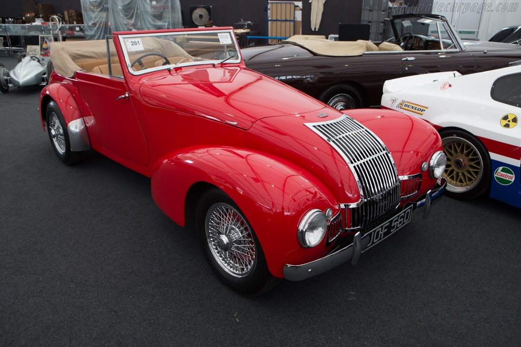 Allard M-Series Drophead Coupe - Chassis: 705   - 2014 Goodwood Revival