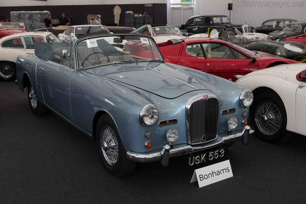 Alvis TD21 Drophead Coupe - Chassis: 26141   - 2014 Goodwood Revival