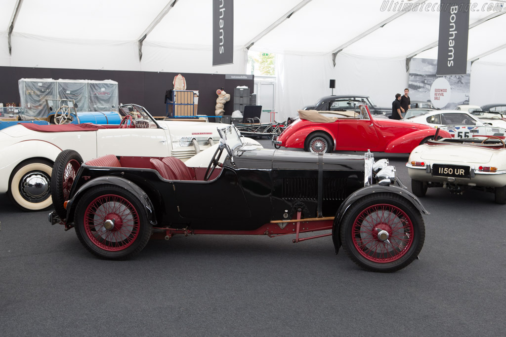 Aston Martin 1.5 Litre International - Chassis: LO 76   - 2014 Goodwood Revival