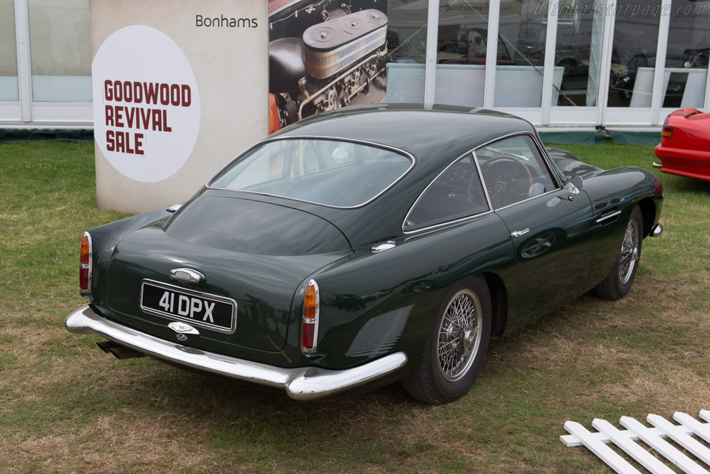 Aston Martin DB4 GT - Chassis: DB4GT/0157/R   - 2014 Goodwood Revival