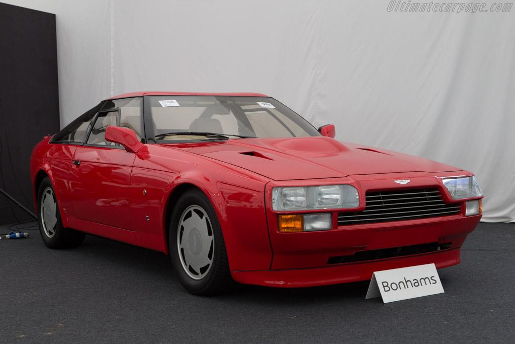 Aston Martin V8 Vantage Zagato - Chassis: 20049   - 2014 Goodwood Revival