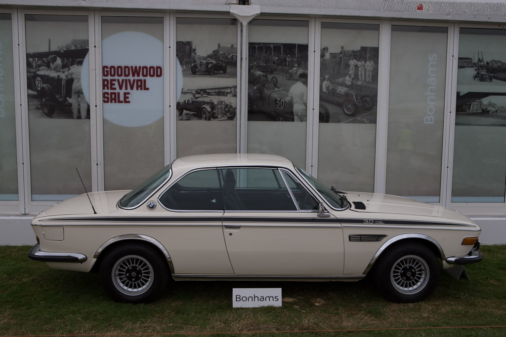 BMW 3.0 CSL - Chassis: 2285311   - 2014 Goodwood Revival