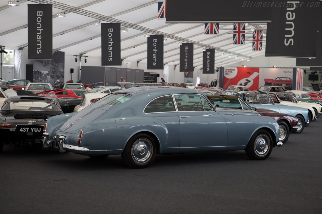 Bentley S-Type Continental - Chassis: BC37DJ   - 2014 Goodwood Revival