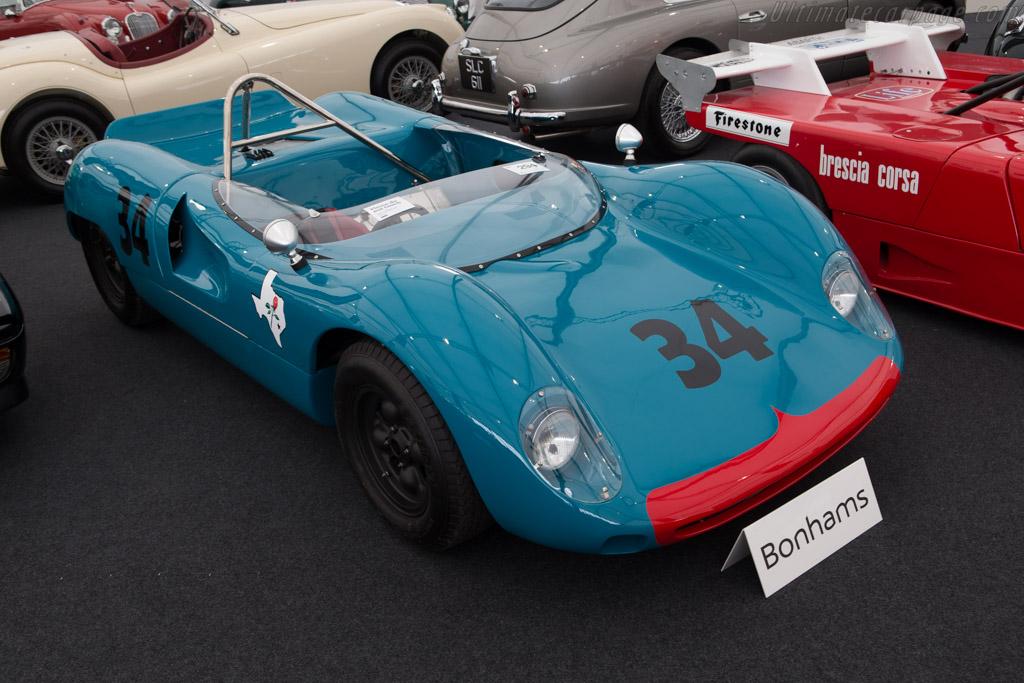 Brabham BT8 BRM - Chassis: SC-5-64   - 2014 Goodwood Revival