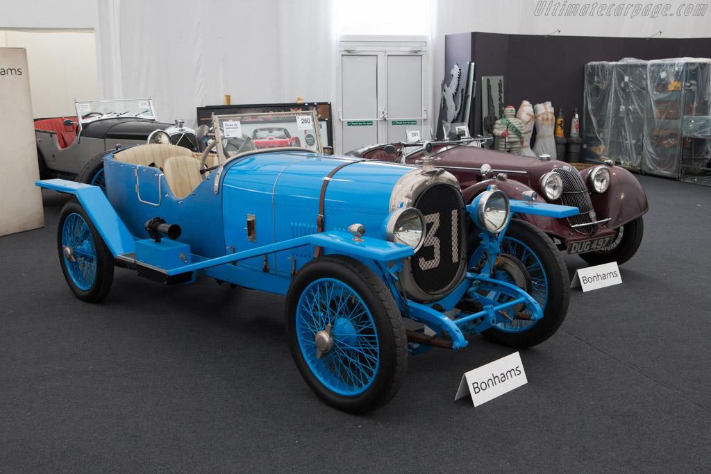 Chenard & Walcker 70/80hp Phaeton - Chassis: 32187   - 2014 Goodwood Revival