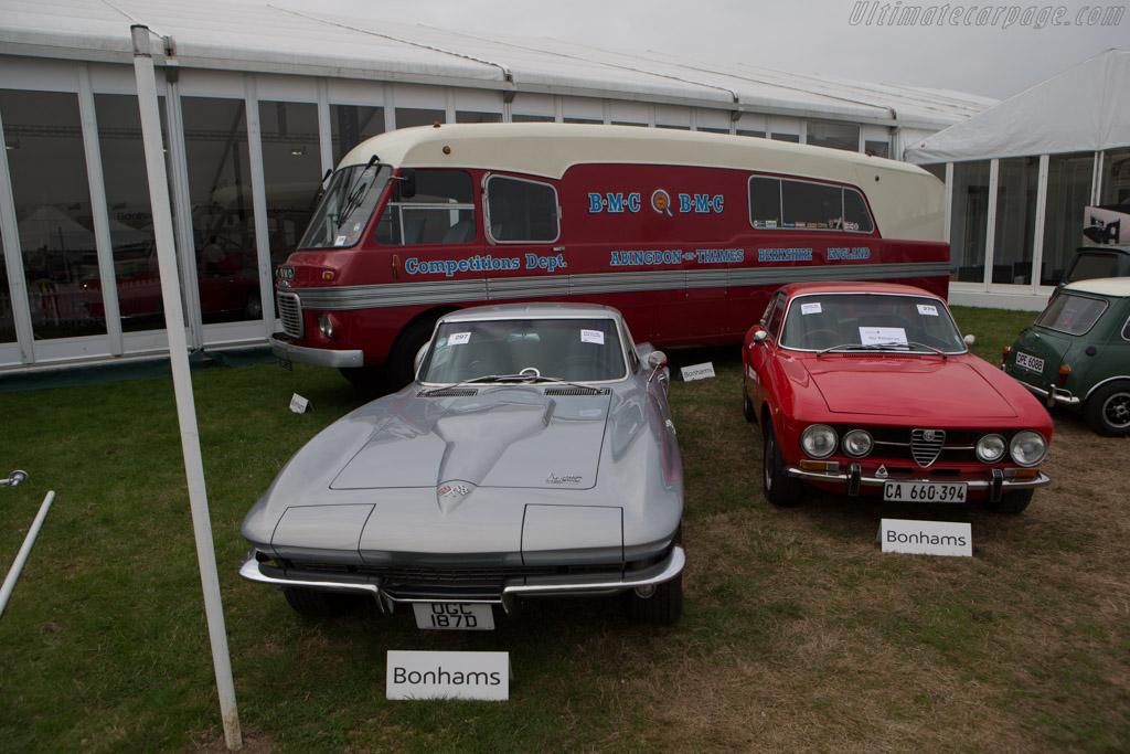 Chevrolet Corvette Sting Ray - Chassis: 194376S124570   - 2014 Goodwood Revival