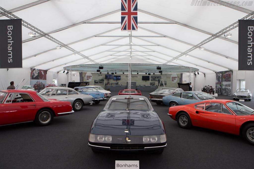 Ferrari 365 GTB/4 Daytona - Chassis: 13537   - 2014 Goodwood Revival