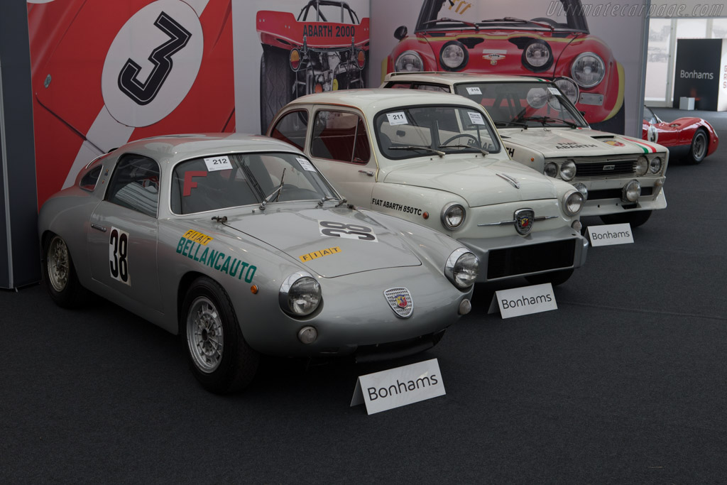 Fiat Abarth 1000 Bialbero Record Monza - Chassis: 987382   - 2014 Goodwood Revival