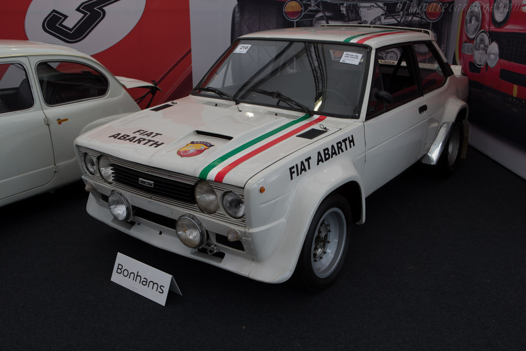 Fiat Abarth 131 Supermirafiore - Chassis: 2045727   - 2014 Goodwood Revival