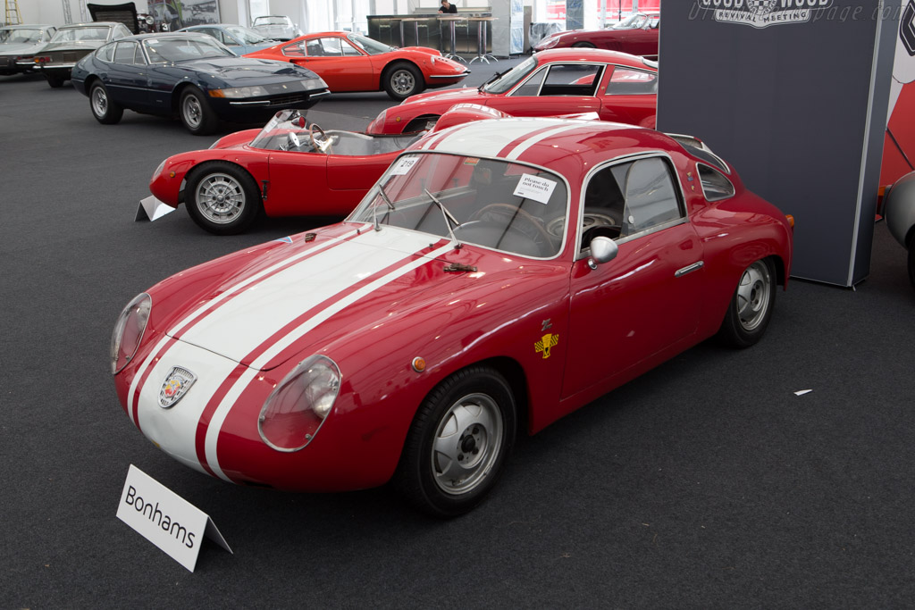 Fiat Abarth 750 Bialbero - Chassis: 222010   - 2014 Goodwood Revival
