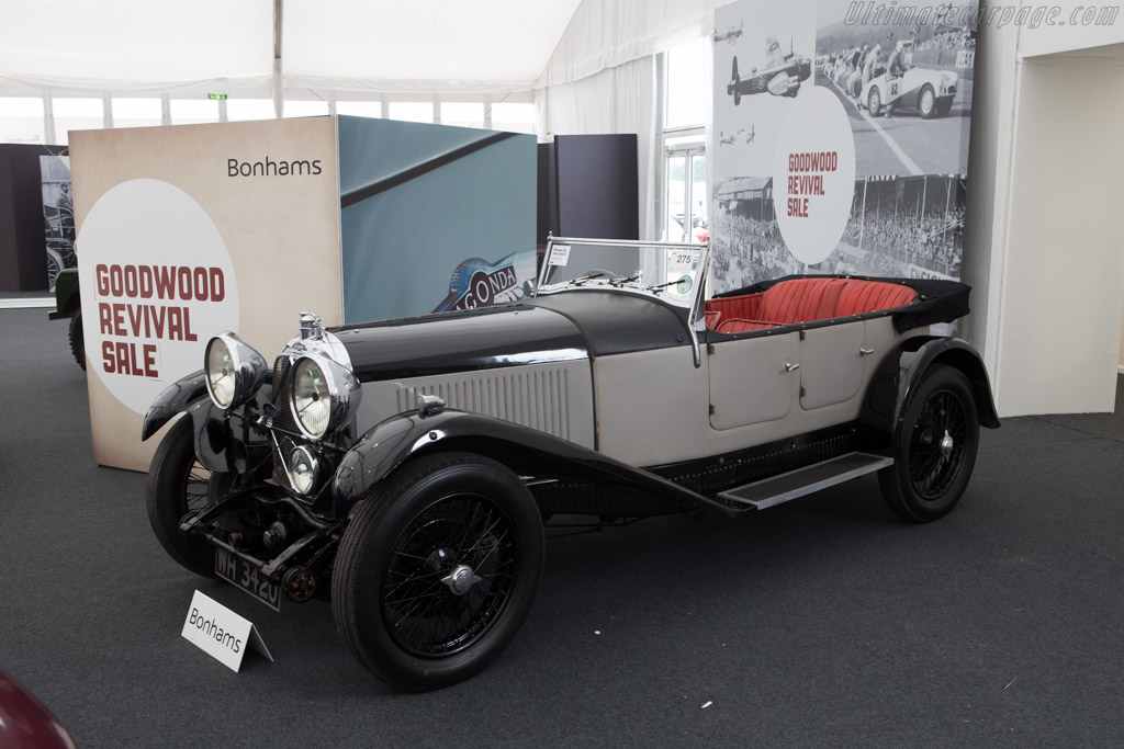 Lagonda 2-Litre Supercharged - Chassis: 9971   - 2014 Goodwood Revival