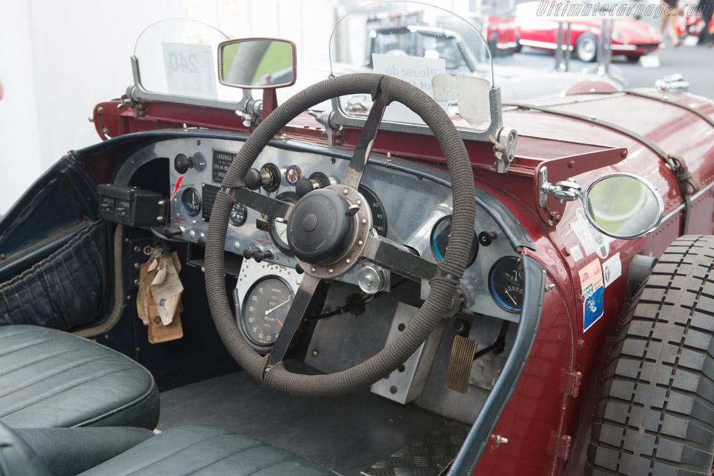 Lagonda LG45R - Chassis: 12111   - 2014 Goodwood Revival