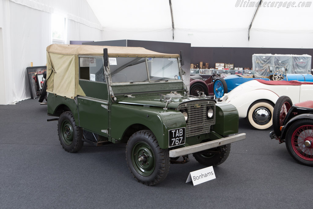 Land Rover Rolls-Royce - Chassis: RO61 04618   - 2014 Goodwood Revival