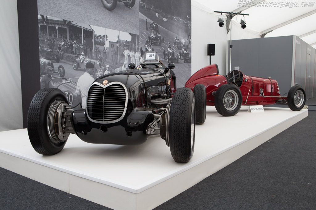 Maserati 6CM - Chassis: 1547   - 2014 Goodwood Revival