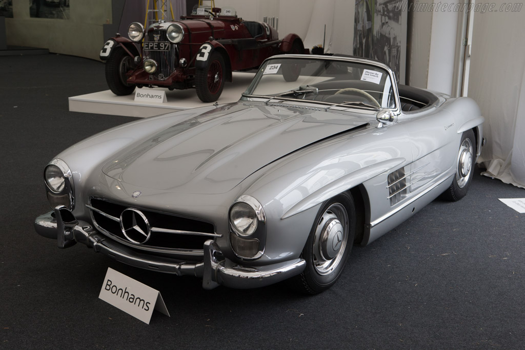 Mercedes-Benz 300 SL Roadster - Chassis: 198.042.7500328   - 2014 Goodwood Revival