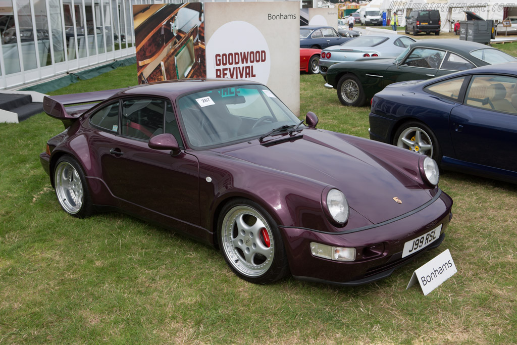 Porsche 911 Carrera RS 3.8 - Chassis: WP0ZZZ96ZNS491489   - 2014 Goodwood Revival