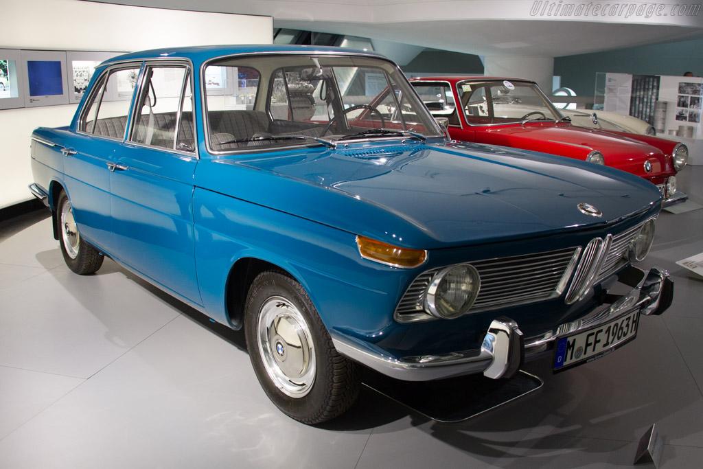 BMW 1500   - The BMW Museum