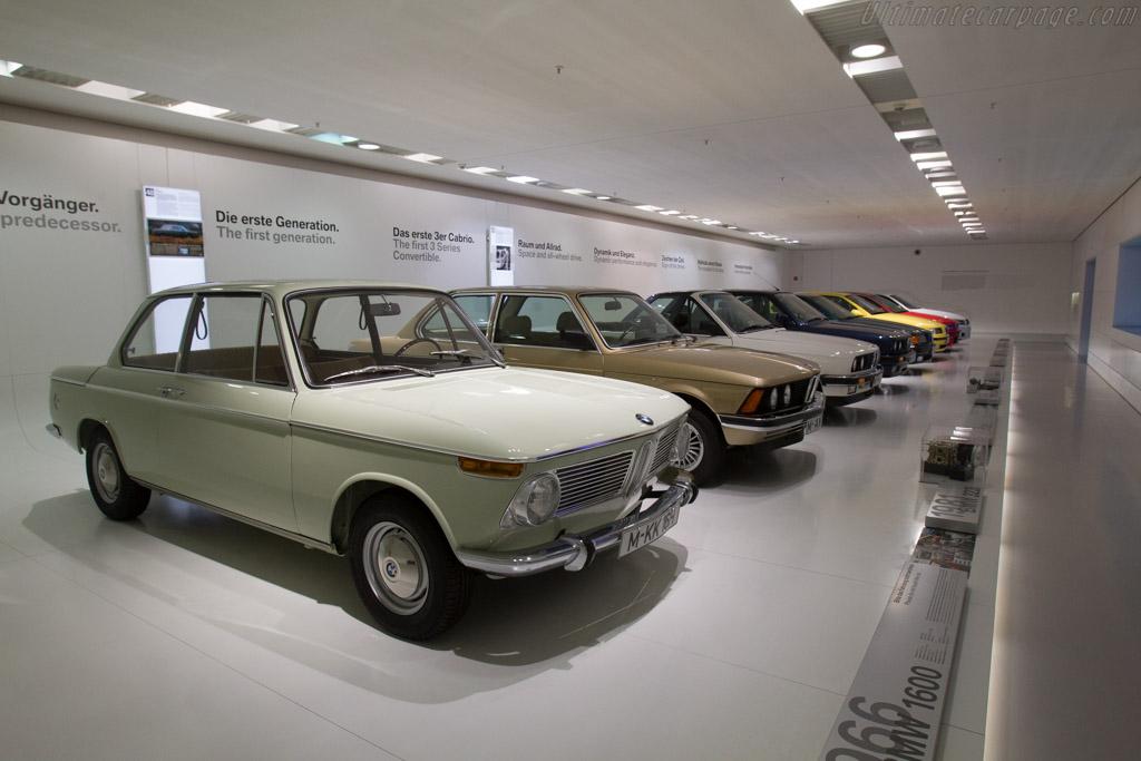 BMW 1602   - The BMW Museum