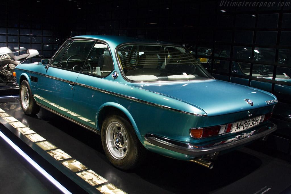 BMW 3.0 Csi   - The BMW Museum
