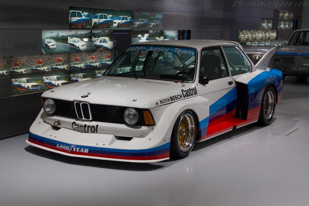 BMW 320 Group V    - The BMW Museum