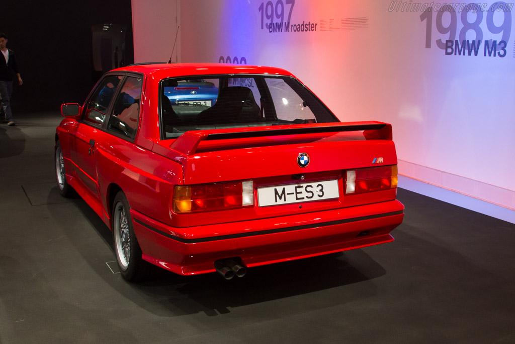 BMW E30 M3 Sport Evolution    - The BMW Museum