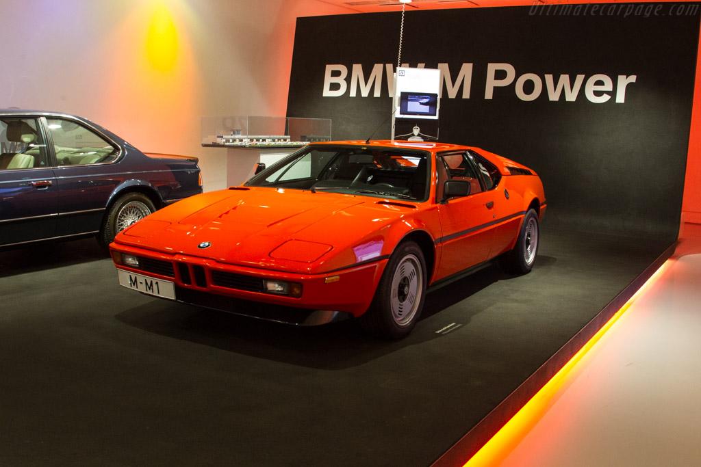 BMW M1    - The BMW Museum