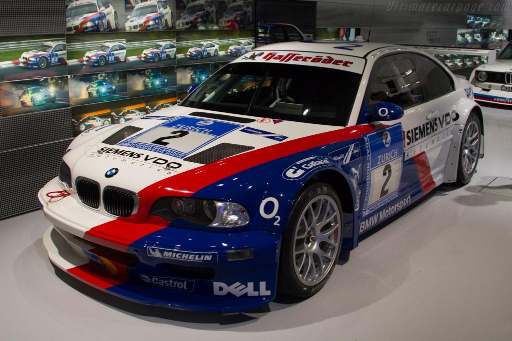 BMW M3 GTR    - The BMW Museum