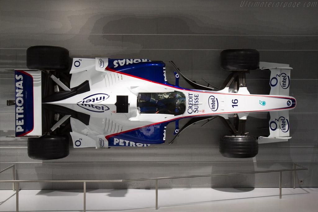BMW-Sauber F1.06    - The BMW Museum