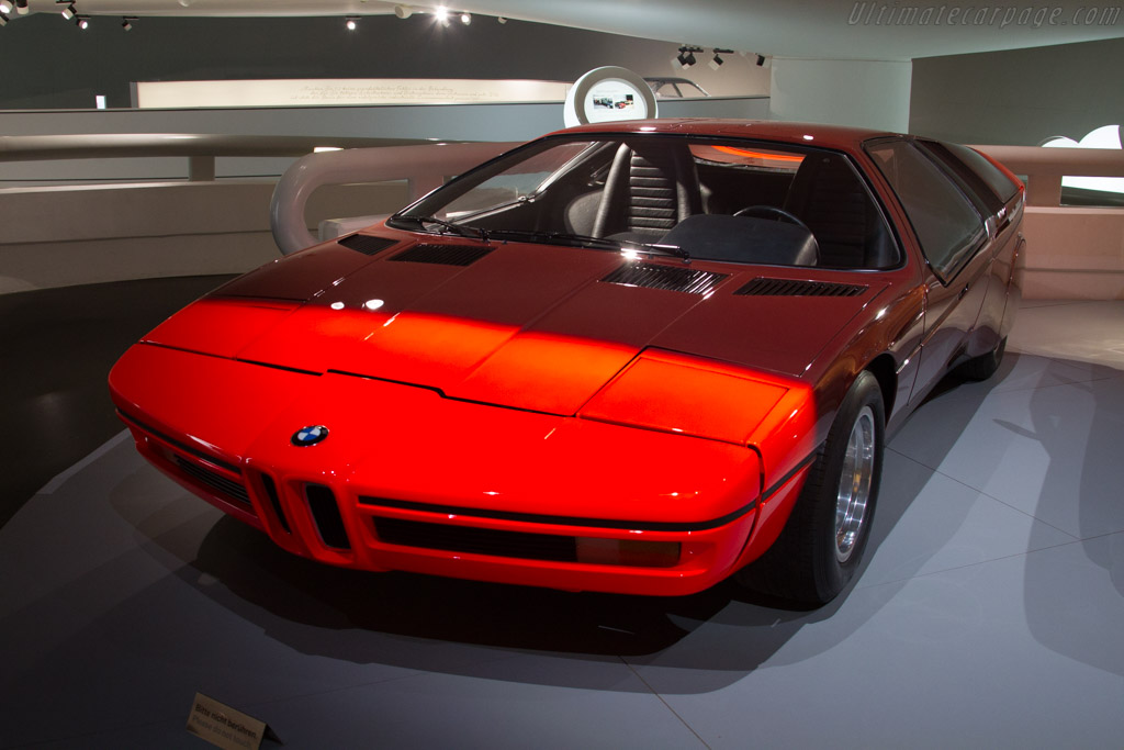 BMW Turbo Concept    - The BMW Museum