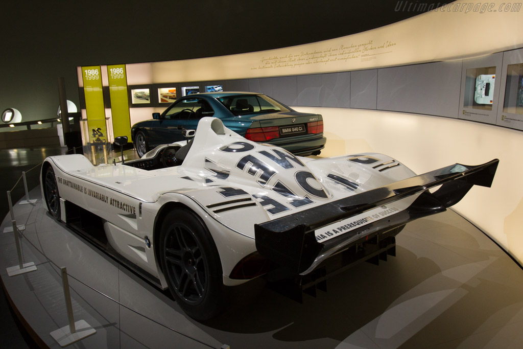BMW V12 LMR - Chassis: 004/99   - The BMW Museum