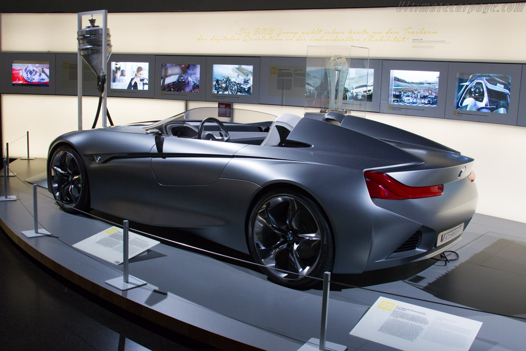 BMW Vision Connected Drive    - The BMW Museum