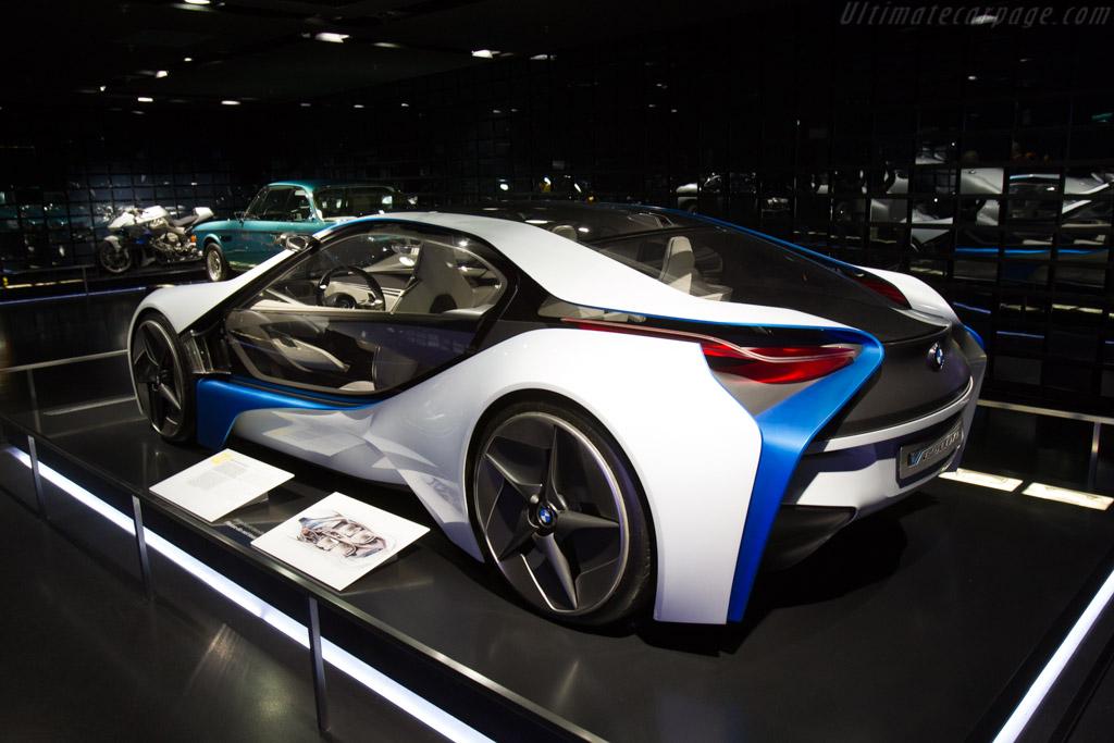 BMW Vision Efficient Dynamics    - The BMW Museum