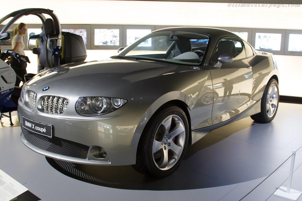 BMW X Coupé    - The BMW Museum